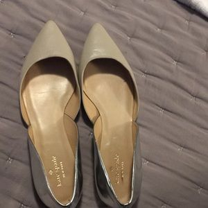 2a5eee463716 Barely worn Kate spade flats